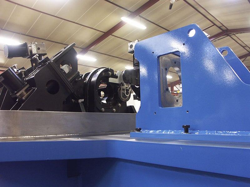 Construction machine spécifique pour l'industrie aéronautique