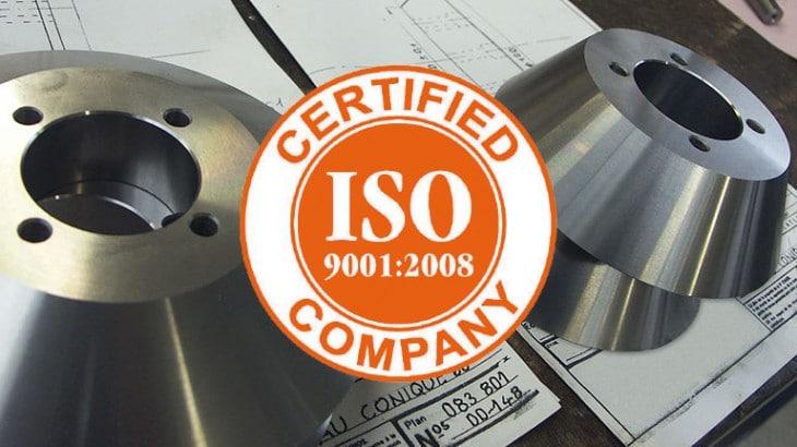 L'usine Le Pratique, située en Sarthe, est certifiée ISO 9001-2008