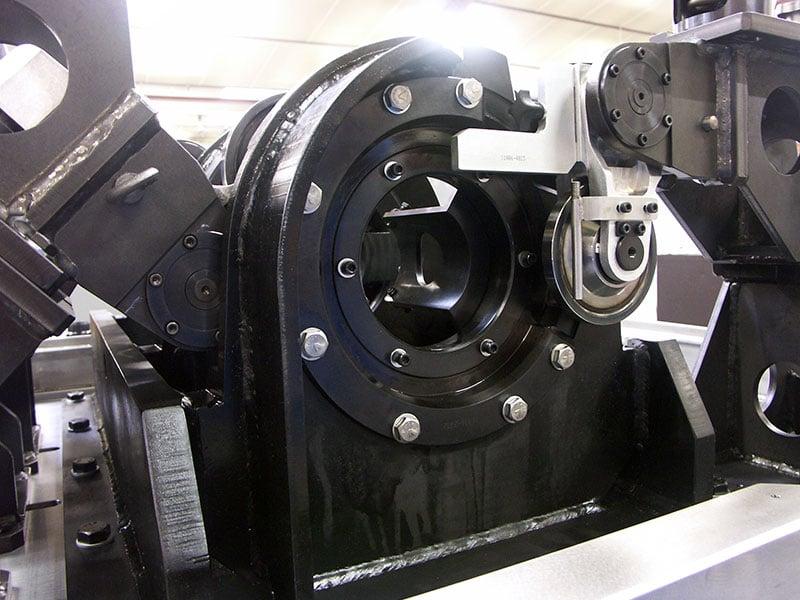 Fabrication machine unique test pièces volantes